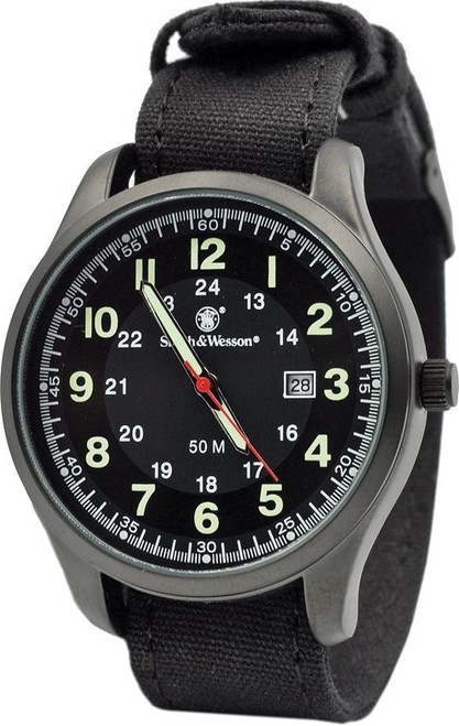 Smith & Wesson 369GR Cadet Watch - Green
