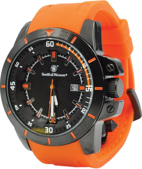 Smith & Wesson 397OR Trooper Watch - Orange