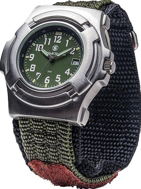 Smith & Wesson W11OD Lawman Watch