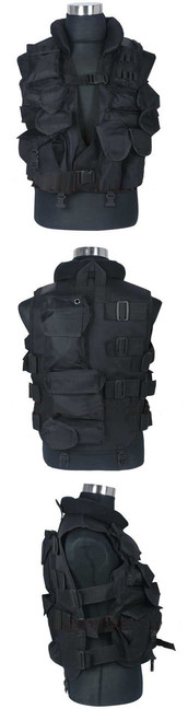 Fire Dragon SDU Special Level II Special Force Vest - Black