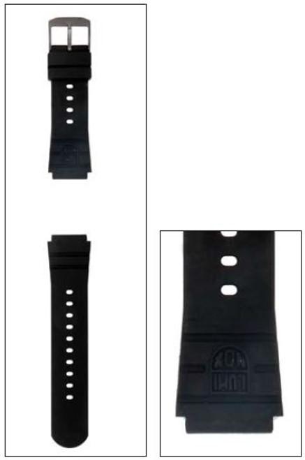 Luminox FP.L.3000.21 Watch Strap - Black