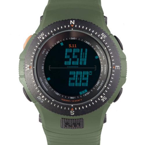 5.11 Field Ops Watch (New Design) - OD Green