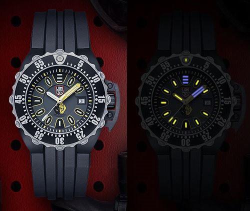 Luminox Sea A.1525 Deep Dive Special Series