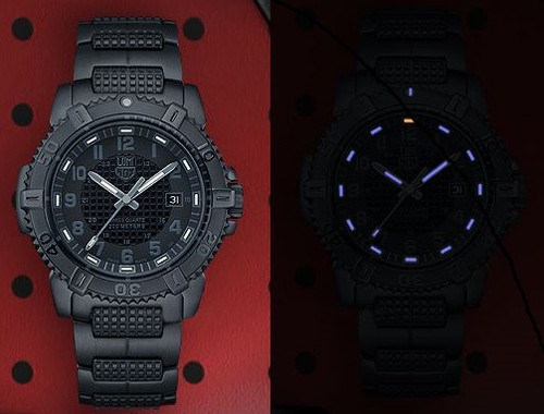 Luminox Sea A.6252.BO Modern Mariner Series Blackout