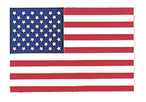 Decal - American Flag