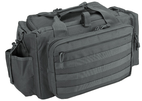 NcSTAR Shooter's Competition Range Bag - Urban Grey
