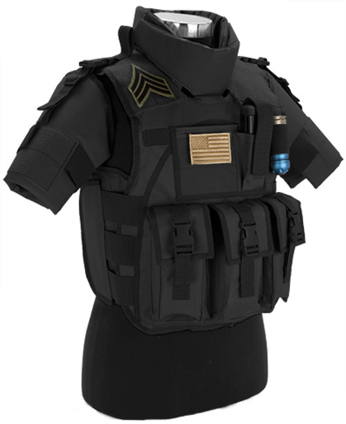 8e4d4f30cf1 Matrix S.D.E.U. Ultra Light Weight Airsoft Tactical Vest - (Black ...