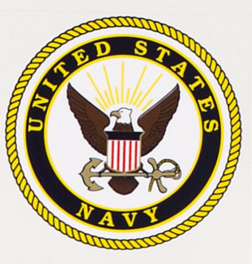 Decal - U.S. Navy Seal