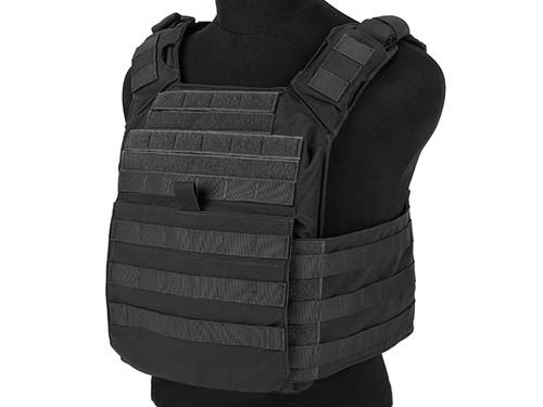 Shellback Tactical Banshee Rifle Plate Carrier - Black