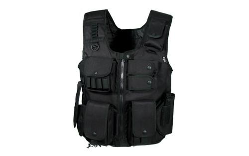 UTG Law Enforcement Tactical SWAT Vest - Black