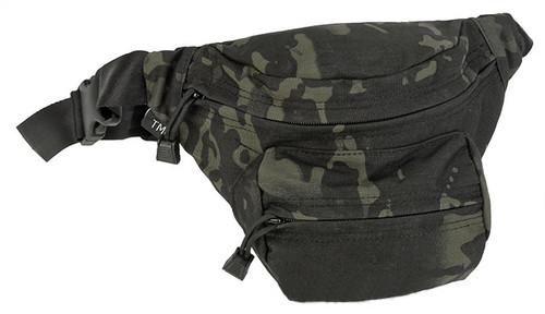 Avengers Tactical CCW Waist Pack - Multicam Black