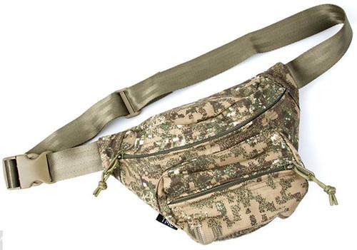 TMC Tactical CCW Waist Pack - PenCott Badlands