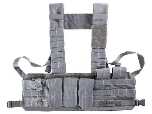 5.11 Tactical TacTec Chest Rig - Storm Grey