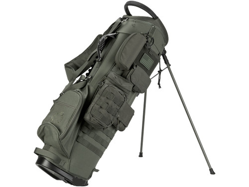 Tacticool BAMF Golf Bag - Expeditionary (Coyote Brown)