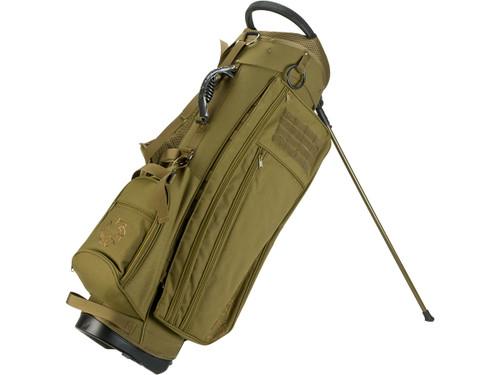 Tacticool BAMF Golf Bag - Standard Version (Coyote Brown)