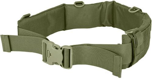 Matrix Emerson Padded Pistol Belt - Foliage Green