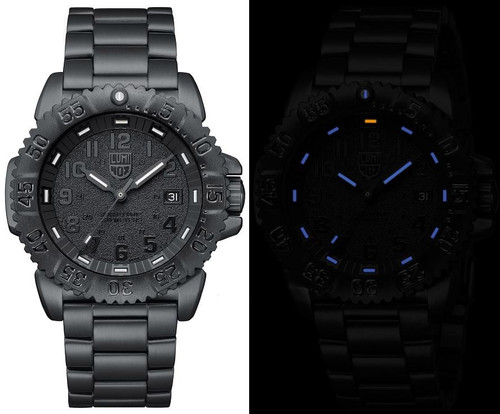 Luminox Sea A.3152.BO Steel Colormark Series