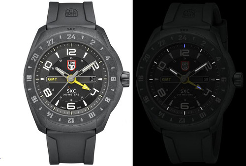 Luminox Space A.5021 SXC PC Carbon GMT Space Series