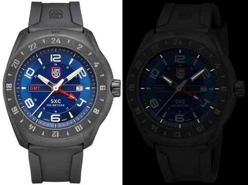 Luminox Space A.5023 SXC PC Carbon GMT Space Series