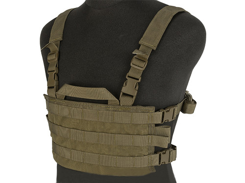 HSGI AO Small Chest Rig - Coyote Brown