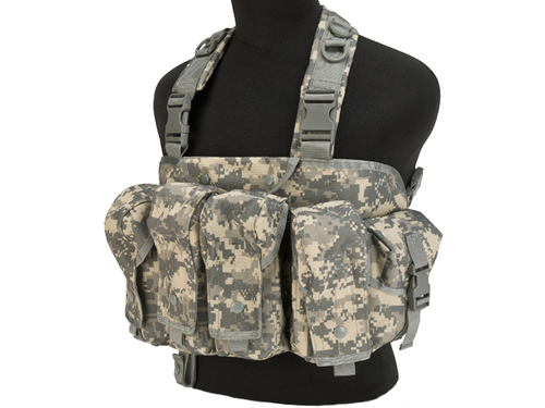 Lancer Tactical AK Chest Rig - ACU