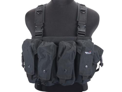 Lancer Tactical AK Chest Rig - Black