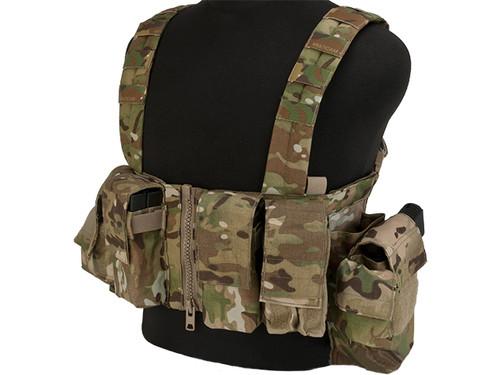 LBX Tactical Lock & Load Chest Rig - Multicam