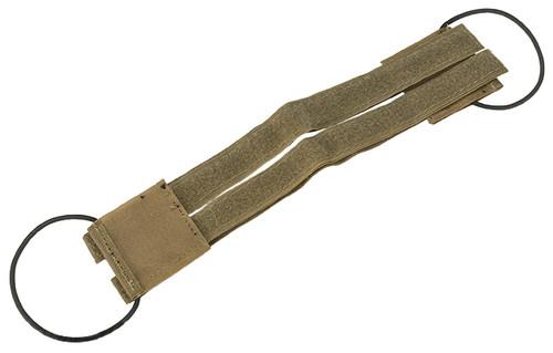 Z-Tactical Sordin Headset Hook and Loop Conversion Kit - Dark Earth
