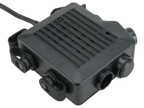 Z-Tactical TACMIC CT5 Intercom Radio PTT - (Connector: 3.5mm Jack)