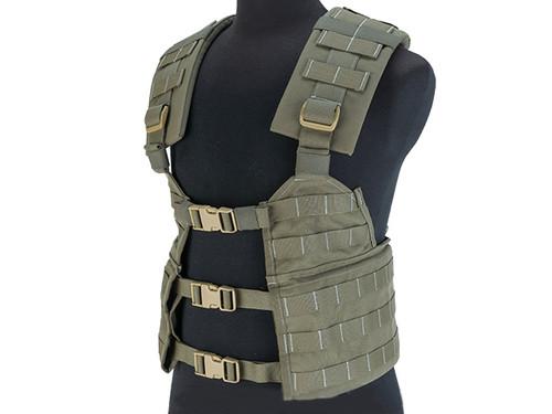 US Military RLCS Load Bearing H-Harness Platform - Ranger Green
