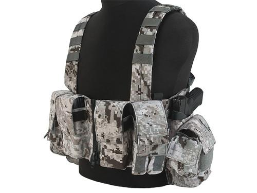 LBX Tactical Lock & Load Chest Rig - Snow Raptor