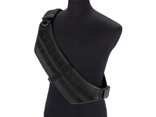 Phantom Gear MOLLE Ready Tactical High Speed Bandolier - Black