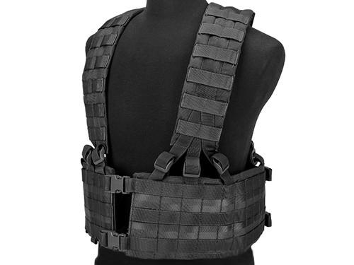 Phantom Gear Operator Load Bearing High Speed Chest Rig - Black