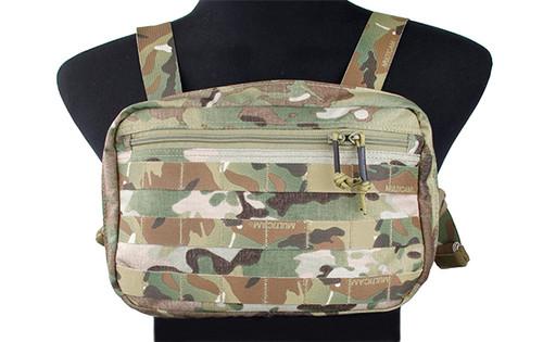TMC Tactical Combat Chest Recon Bag - Multicam