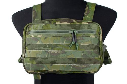 TMC Tactical Combat Chest Recon Bag - Multicam Tropic