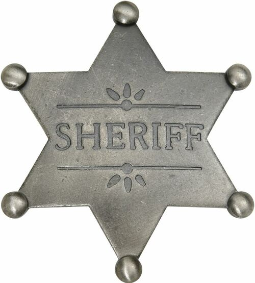 BOTOW Sheriff Badge