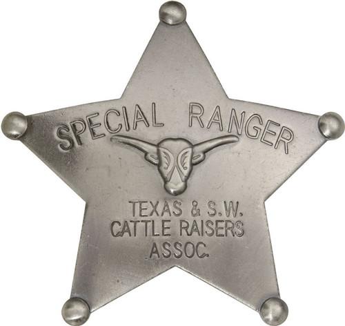 BOTOW Special Ranger Badge