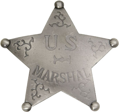 BOTOW US Marshall Badge