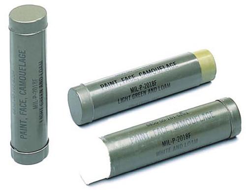U.S. Armed Forces Desert Camo Face Paint Stick