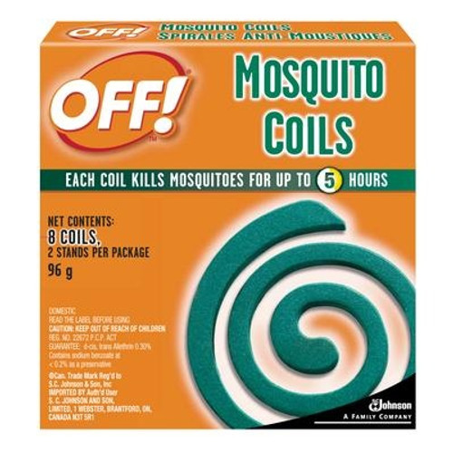 Off! Mosquito Coil - 8 Pack