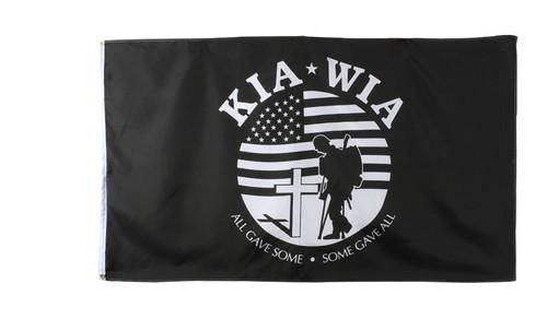 KIA/WIA Flag