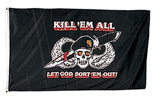 Kill'em All... Flag