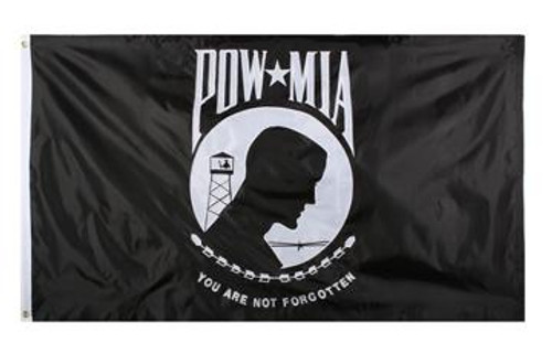 P.O.W. / M.I.A Deluxe Flag