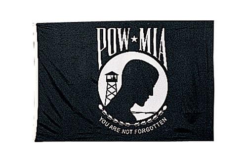 P.O.W. / M.I.A Flag