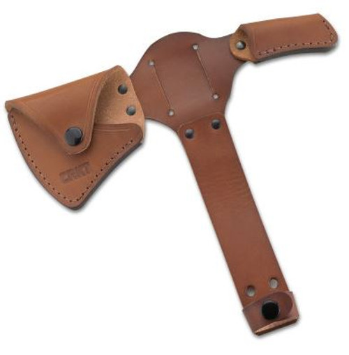 CRKT D2735 Leather Sheath for Woods Kangee
