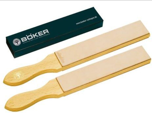 Boker Germany 090502 Leather Strop Top Finish Universal