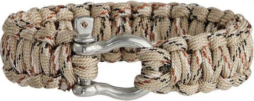 Colt 3025 SPEAR Survival Bracelet - Tan Camo