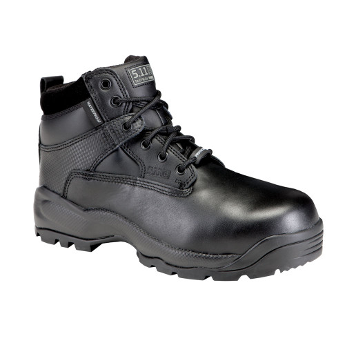 "5.11 A.T.A.C. 6"" Shield Side Zip ASTM Boots - Black"