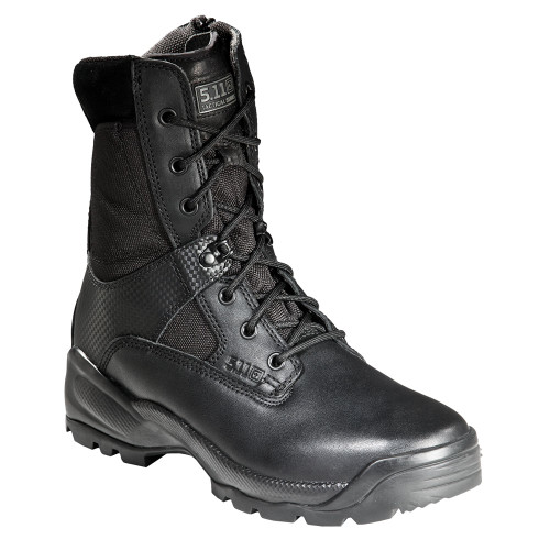 """5.11 A.T.A.C. 8"""" Side Zip Boot - Black"""
