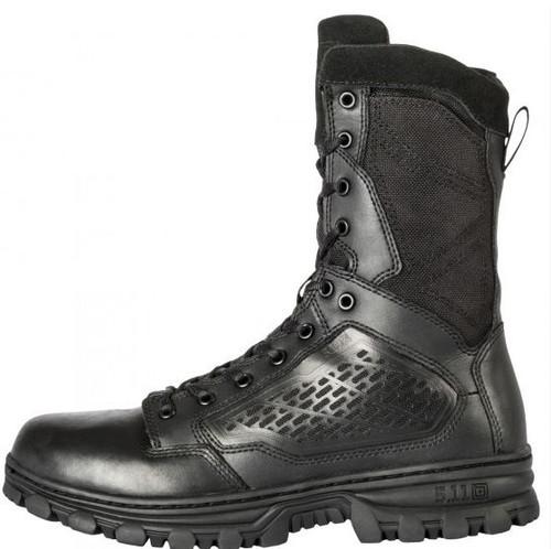 "5.11 EVO 8"" Boot w/Sidezip - Black"